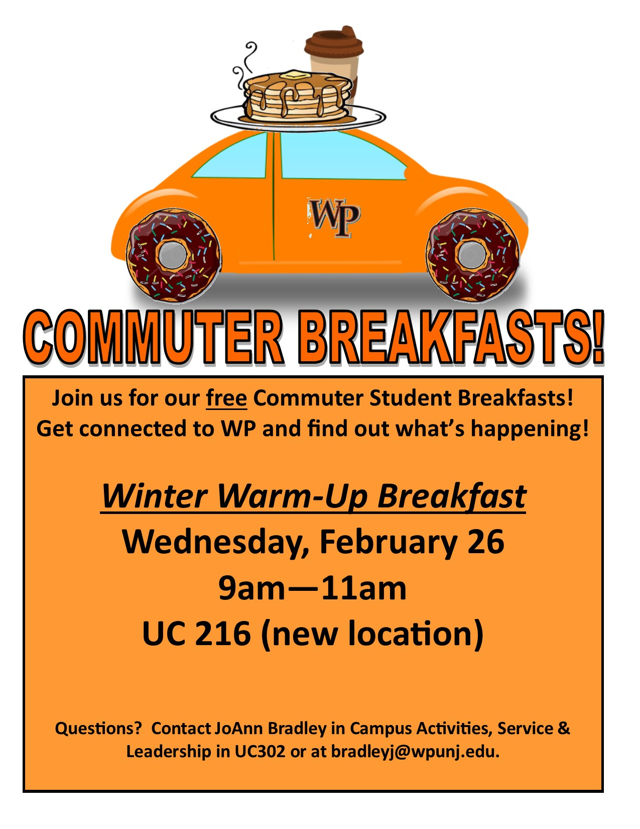 commuter breakfast 2-26-2020