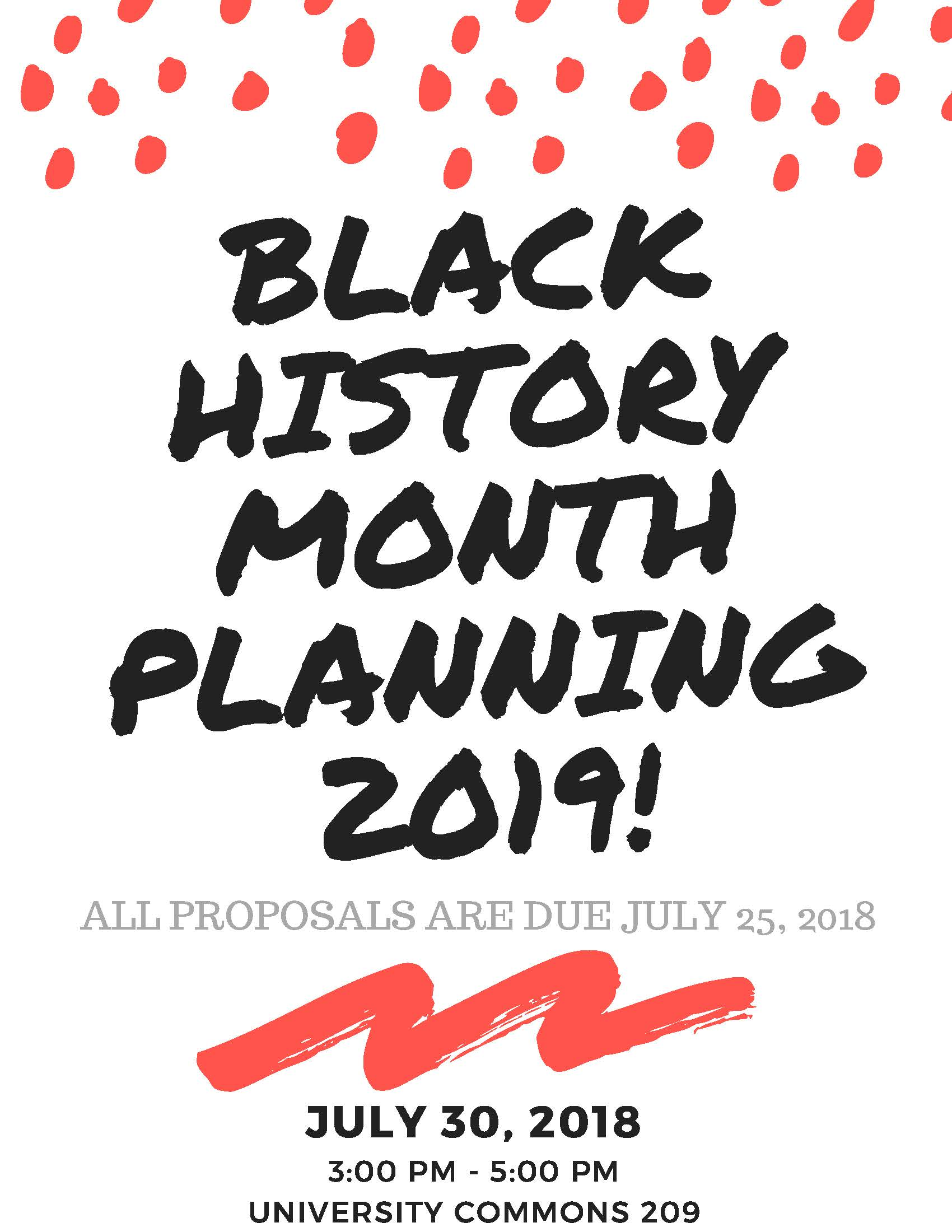 Black History Month Planning Picture