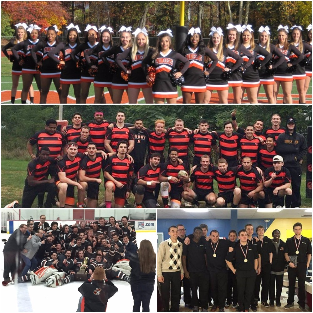 WP Club Sports Team Collage