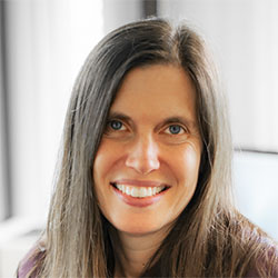 Picture of Amy Ginsberg, Dean of the College of Education