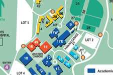 Campus Maps   William Paterson University