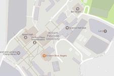 campus maps william paterson university