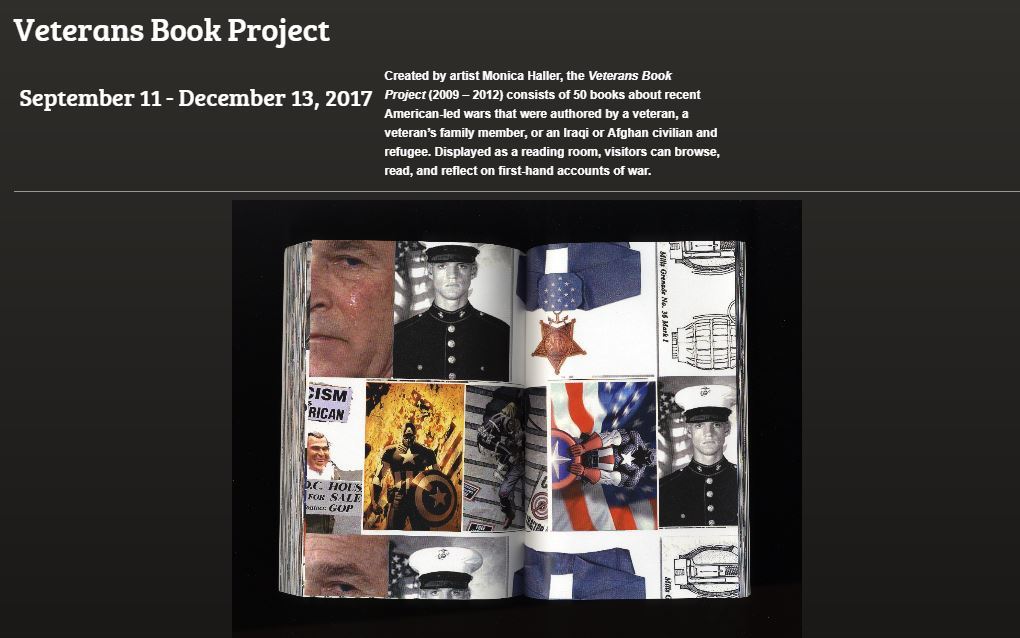 Veterans Book Project.JPG
