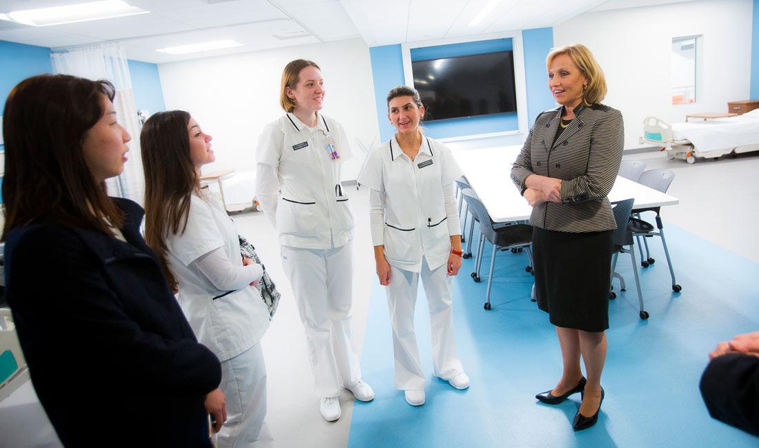 Department of Nursing - William Paterson University