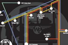 william paterson university campus map Campus And Campus Shuttle Maps William Paterson University william paterson university campus map