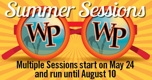 Summer Sessions 2016