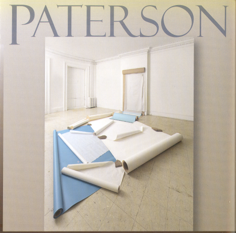 Paterson - Williams CD cover art