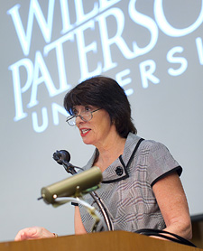 photo of president Kathleen Waldron
