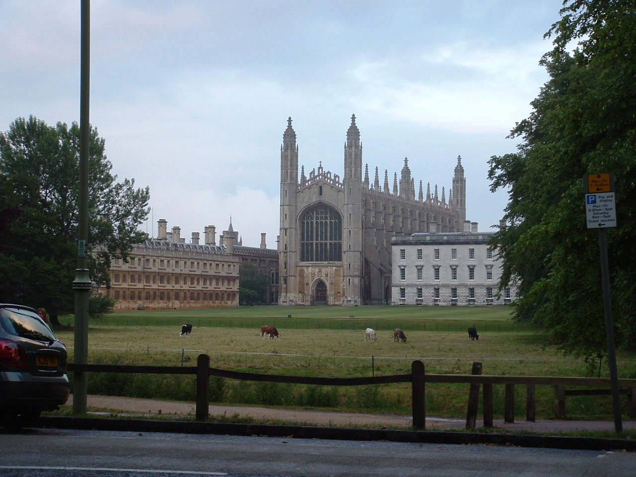 choosing a cambridge college A quick explanation of the cambridge college system, and six reasons to choose st catharine's.