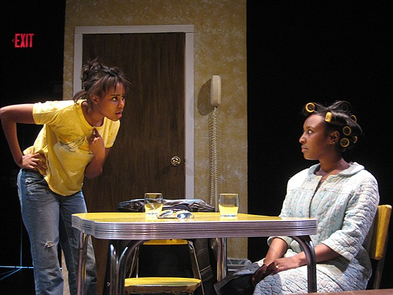 "WPU Theatre Production of the play ""Clean House"""