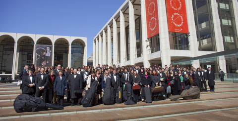 The WP Orchestra at Lincoln Center