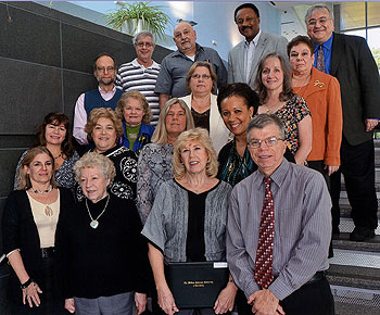 faculty staff 2011