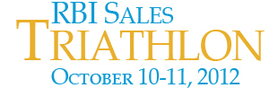 RBI Sales Triathlon Banner 2012