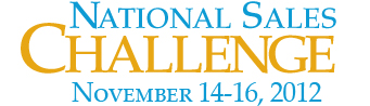 RBI National Sales Challenge Banner 2012