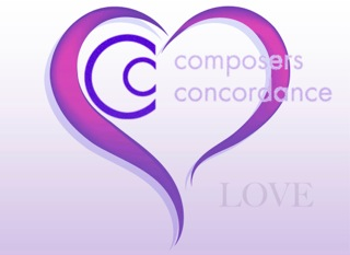Composers Concordance Love