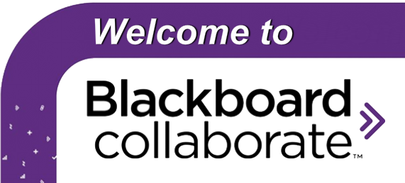 Welcome to Collaborate Web Conferencing