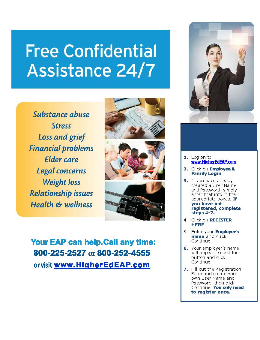 employee assistance program eap essay Employee theft in the workplace essay 1425 words 6 pages show more the legal definition of the word steal is the wrongful or willful taking of money or property belonging to someone else with the intent to deprive the owner of its use or benefit either temporarily or permanently simple stated, to steal something means.