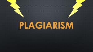 Avoiding Plagiarism thumbnail image