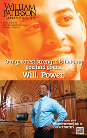 William Paterson University Ad Campaign