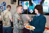 University Hosts Lunch for Veterans on Campus
