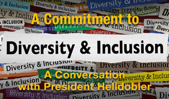 A Commitment to Diversity and Inclusion