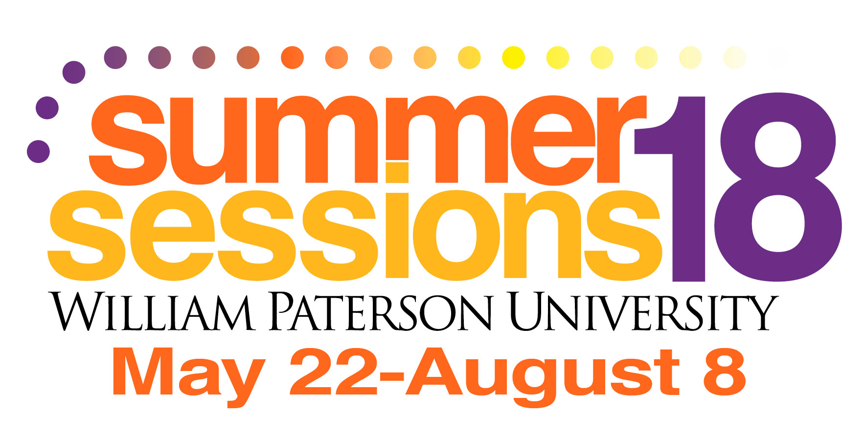 Welcome to Summer Session - William Paterson University