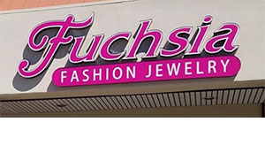 Fuchsia Fashion Jewelry