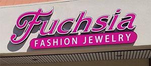 Fuchsia Fashion Jewelry